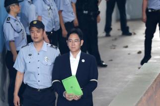 Prosecutors Seek 12-Year Jail Sentence for Billionaire Samsung Heir