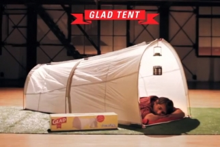 'The Glad Tent'