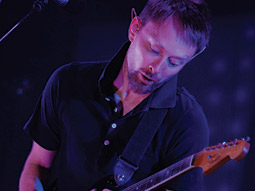 Radiohead: US Music Biz Has One Advantage