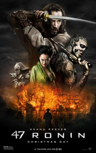 '47 Ronin' from Universal Pictures, which is working with parent Comcast to sell movie downloads