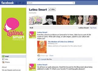 Latina Smart's Facebook page.