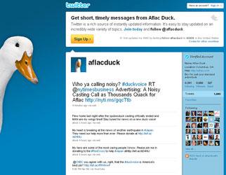 Twitter Identity Theft Strikes Brand Mascots