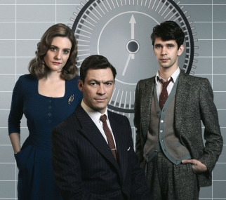 Romola Garai, Dominic West and Ben Whishaw on 'The Hours.'