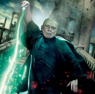 Harry Potter Vs. Voldemort -- Er, Rupert Murdoch