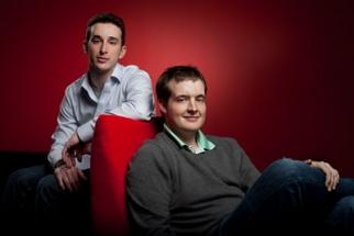 Invite Media founders Zach Weinberg and Nat Turner