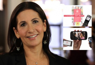 Code scans get Macy's shoppers beauty tips from makeup artist Bobbi Brown.
