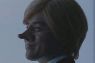 ANA's fake-nose flub