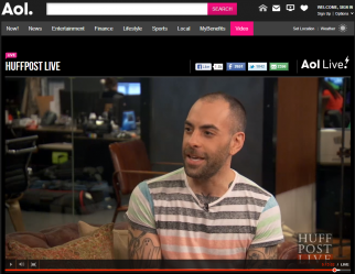 AOL Live syndicating HuffPost Live while own content on hold
