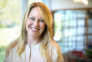 Adrienne Hayes, senior VP-global marketing and communications, Motorola