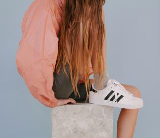 Amanda Jas on Instagram, for Adidas