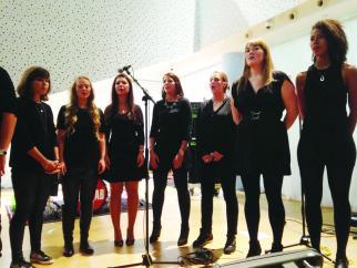 The BBH choir