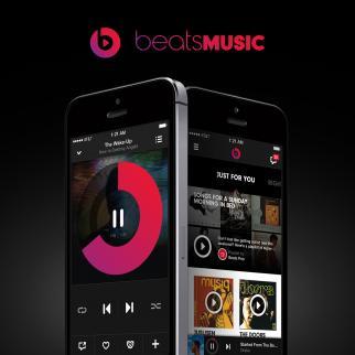Beats Music Streaming Service