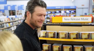Recent Walmart ad featuring Blake Shelton took four days from brief to air.