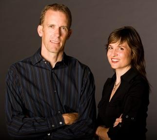 Bruce Bildsten and Michelle Fitzgerald
