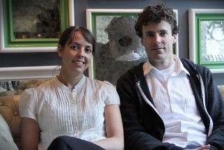 Alexandra Sann and Mike Kohlbecker
