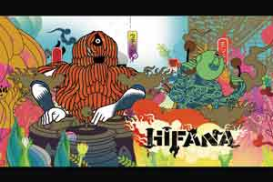 W+K Tokyo Lab's visual music for Hifana