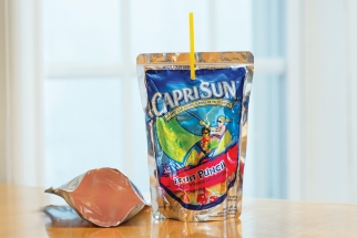 Capri Sun Rolling Out New Packaging, Campaign to Clear Up Mold Complaints