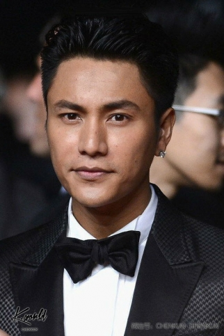 Chen Kun, a Chinese actor and singer with 72.5 million followers listed on Weibo