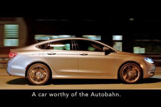 Chrysler Takes on the World With Ads for 200