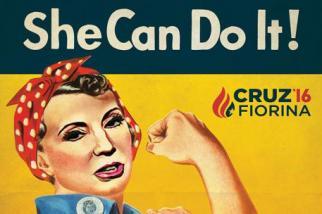 A (Very) Short History of Cruz-Fiorina Campaign Merch