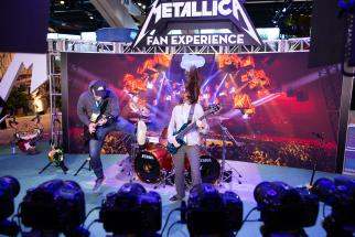 Metallica says it's using Salesforce, then rocks out at Dreamforce