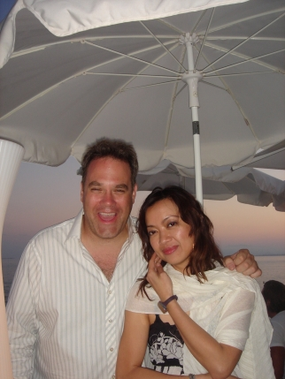 Ted Royer and Judee Thaidumrong