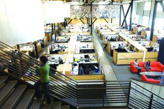 Deustch LA office
