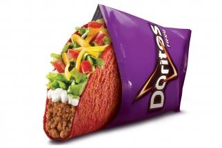 Dorito Locos Taco Fiery chips