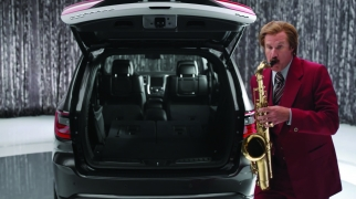 Will Ferrell had creative control of the campaign -- a risky move by Chrysler that paid off.