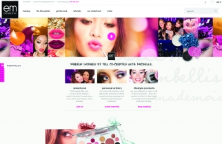 E-commerce initiatives include the launch of Em, a cosmetics brand born online.