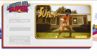 EVB let visitors star in a superhero music video for Kodak's