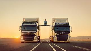 Volvo's 'Epic Split'