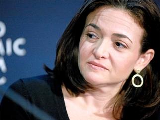Sheryl Sandberg Touts Facebook's Role in Stimulating Economy