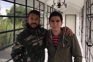 Edgar Elorza and Angel Rodriguez