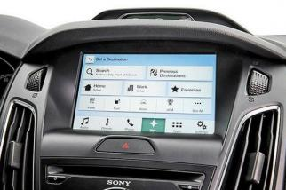 Ford Swaps Out Microsoft for BlackBerry on Sync 3