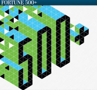 The Fortune 500+ web app
