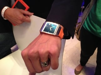 Samsung's Galaxy Gear, its foray into 'smartwatches'