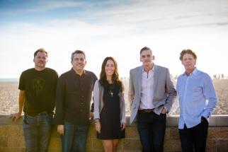 Dave Damman, John Gallegos, Roxana Lissa, John Kaminsky, Andrew Delbridge