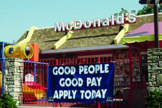 McDonald's Demands in Agency Review Go Beyond Working at Cost