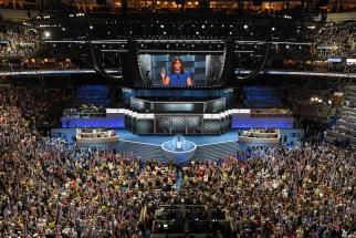 Democratic National Convention Kickoff Is a Bigger Draw Than GOP Confab