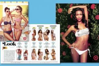 Haworth, Target and Sports Illustrated created a 'minizine.'