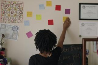 Write It by Hand to Make It Stick, Says Post-it