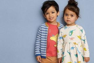 An ad for John Lewis Kids.