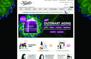 Another initiative includes an auto-replenishment program at Kiehl's.