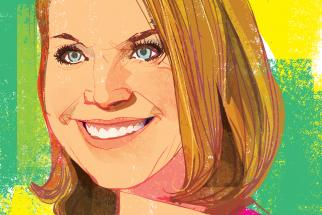 Q&AA: Katie Couric brings talking-head cred to the short-form revolution