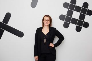 Kelly Watkins, head of global marketing at Slack.