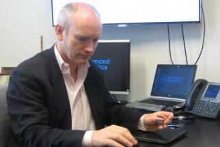 Kevin Geraghty, head of analytics at 360i
