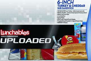 Lunchables Targets Lucrative Teen Market
