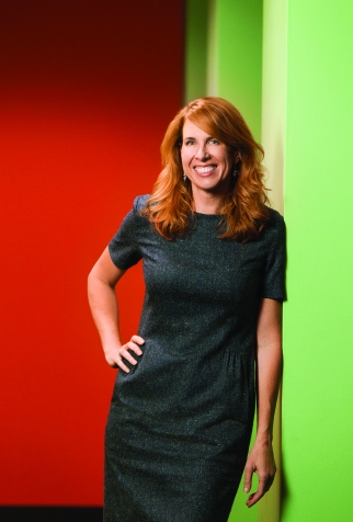 Salesforce CMO Lynn Vojvodich has engineering background -- and more and more marketing execs have similar expertise.