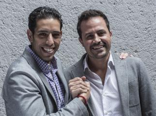 Mario Nissan and Sebastian Tonda